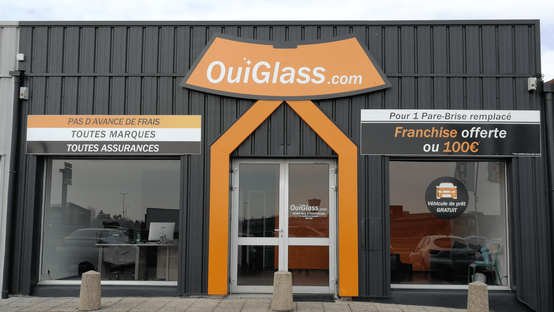Ouiglass GOUSSAINVILLE
